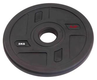 Ожидается Alex P-TPU-5K Полиуретановый диск ALEX, без отверстий, черный, 5 кг
