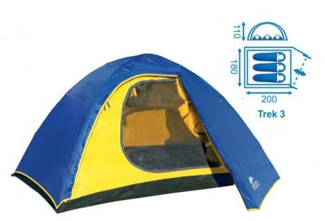 Палатки классические и походные Alaska 26090, Палатка Alaska