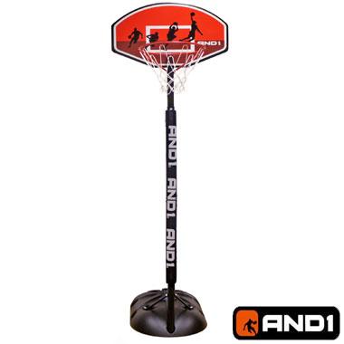 Детские и подростковые баскетбольные стойки And1 Баскетбольная стойка Game Time Youth Basketball System