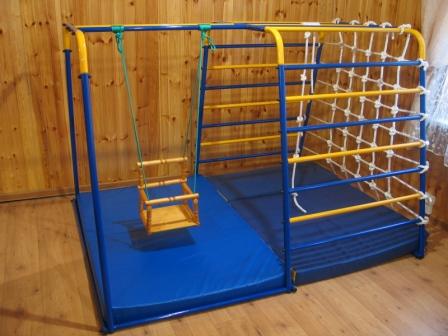 Напольные спортивные комплексы Детский Спорт (Городок) Детский спортивный комплекс Городок
