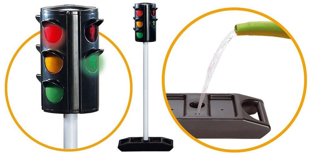 Прочее оборудование для детских площадок и игровых центров Big 1197 Светофор Big-Traffic-Lights