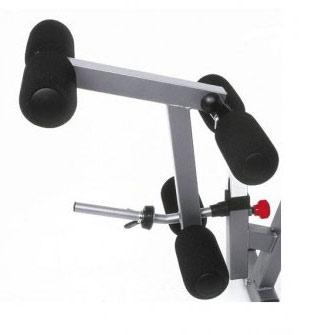 Скамьи и стойки Body Craft F611, Опция к скамье F602, F603, сгибание / разгибание ног