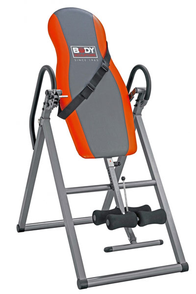 Гиперэкстензии и тренажёры для спины Body Sculpture Инверсионный стол BI-2100 / BI-2100E