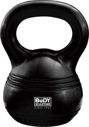 Гири Body Sculpture BW-110-20, Гиря обрезиненная с наполнителем 20 кг