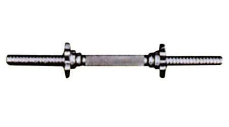 Грифы под стандарт 25-26 мм Sport Elit Гриф хромированный 41 см для гантели, R-0235
