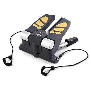 Степперы и министепперы Sport Elit Министеппер поворотный с резиновыми эспандерами GB-5115 / SC-S008 / SE-5115