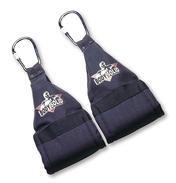 Аксессуары для тяжёлой атлетики Body Solid AAB2, Подвесные петли (упор на локти) для выполнения различных упражнений на турнике