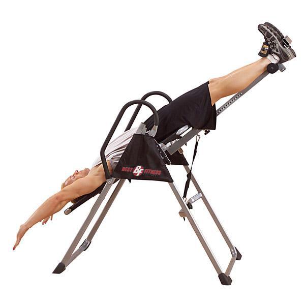 Гиперэкстензии и тренажёры для спины Body Solid BFINVER10, Инверсионный стол, серия Best Fitness