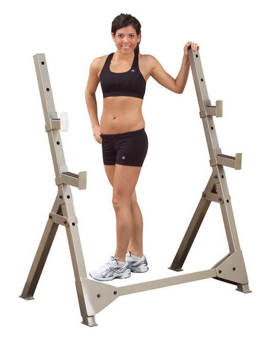 Скамьи и стойки Body Solid BFPR10, Стойка для жимов и приседаний, серия Best Fitness