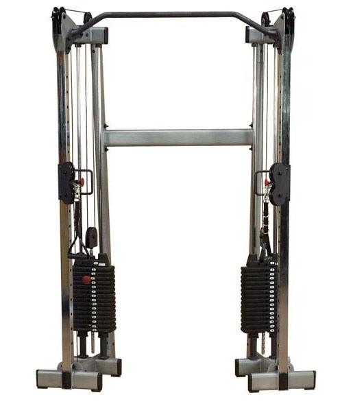 Кроссоверы и блочные стойки Body Solid GDCC210, Кроссовер угловой