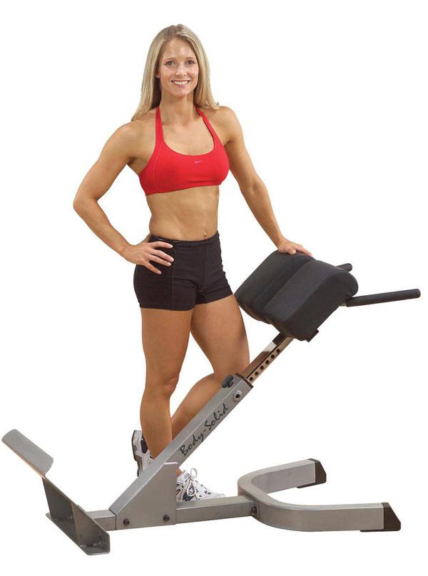 Тренажёры для мышц спины Body Solid GHYP345, Тренажёр