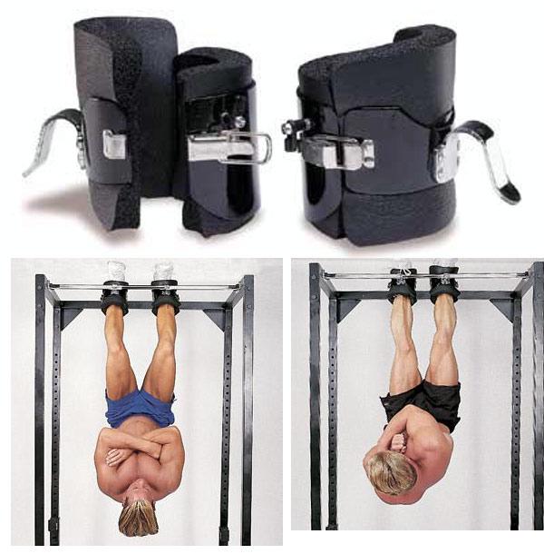 Аксессуары для тяжёлой атлетики Body Solid GIB2, Гравитационные / инверсионные ботинки