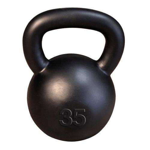 Гири Body Solid Гиря классическая 15,9 кг (35 фунтов), KB35