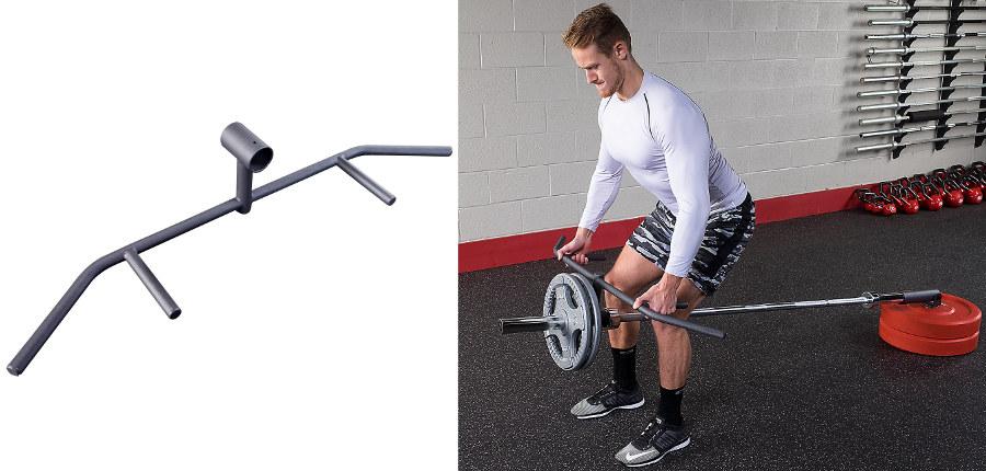 Аксессуары для тяжёлой атлетики Body Solid LMMG, Рукоятка для грифа мультихват Landmine MultiGrip