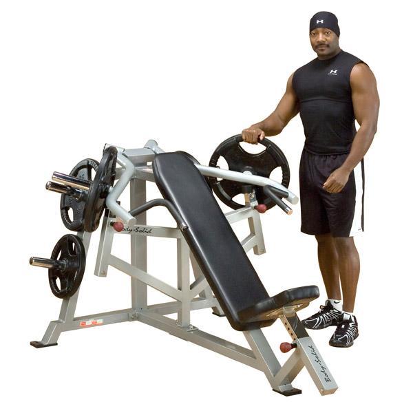 Тренажёры для мышц груди Body Solid LVIP, Тренажёр