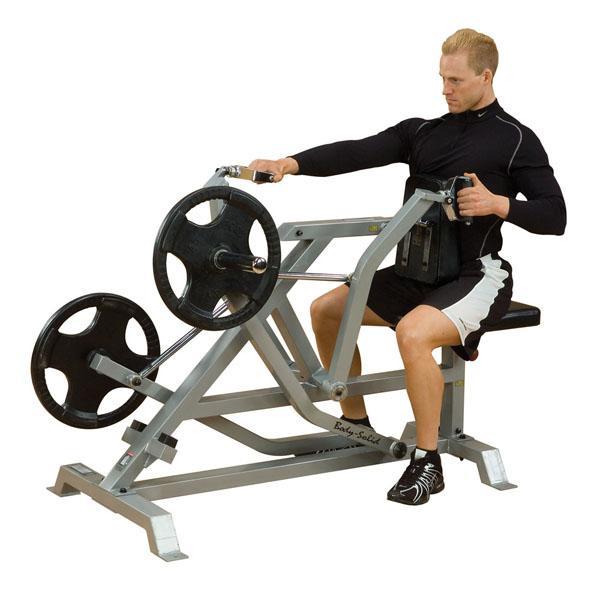 Тренажёры для мышц спины Body Solid LVSR, Тренажёр