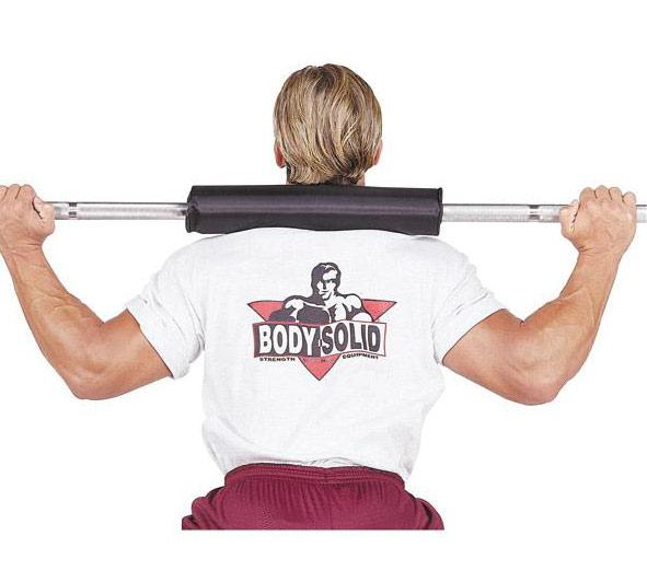 Аксессуары для тяжёлой атлетики Body Solid MA105, Смягчающая накладка на гриф