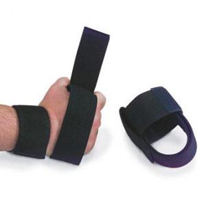 Аксессуары для тяжёлой атлетики Body Solid NB52, Ремни на запястья (захваты) для пауэрлифтинга (пара)