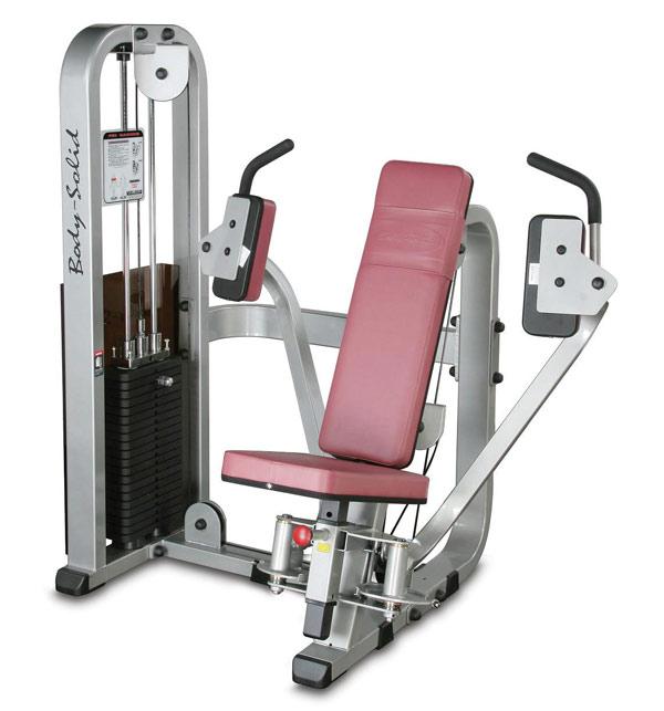 Тренажёры для мышц груди Body Solid SPD700G, Баттерфляй, линия Pro Club