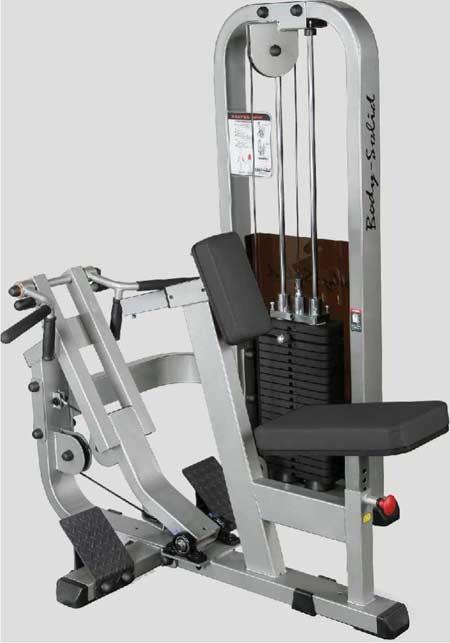 Тренажёры для мышц спины Body Solid SRM1700G, Тренажёр