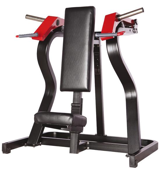 Тренажёры для мышц плечевого пояса Bronze Gym A-03, Жим от плеч