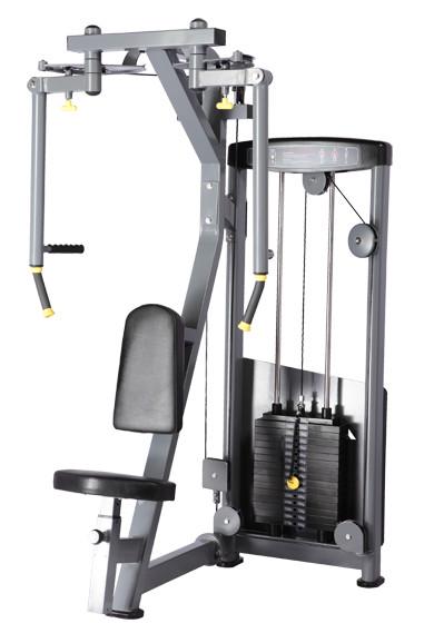 Тренажёры для мышц груди Bronze Gym D-002A, Грудь/Задняя дельта