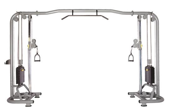 Кроссоверы и блочные стойки Bronze Gym D-005, Кроссовер