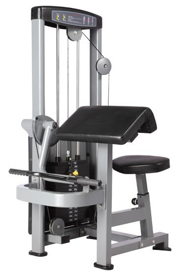 Тренажёры для мышц рук Bronze Gym D-006, Бицепс-машина