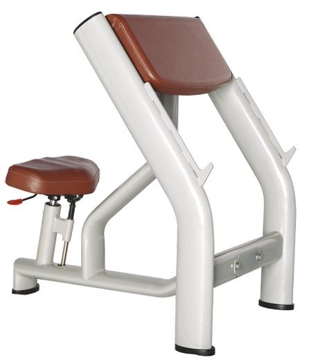 Тренажёры для мышц рук Bronze Gym H-040A, Скамья Скотта
