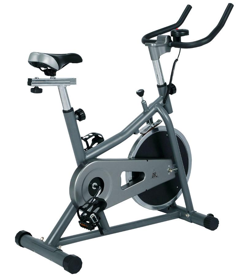 Велотренажёры и велоэргометры DFC Велотренажёр колодочный, B3005 (спин-байк)