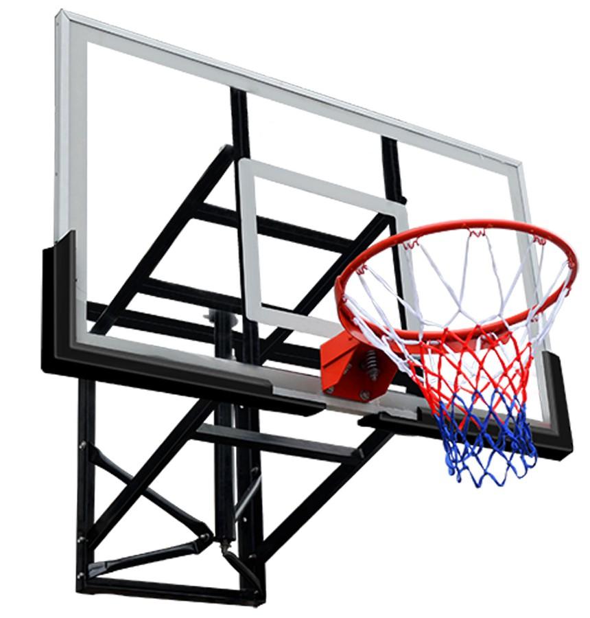 Щиты для баскетбола и стритбола DFC BOARD72G, Баскетбольный щит 72