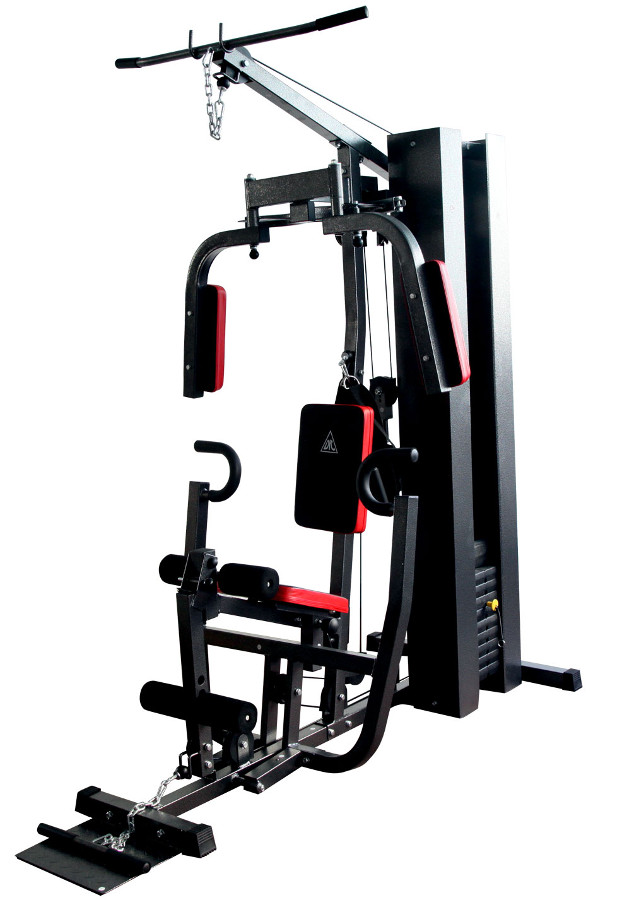 Атлетические центры с весовым стеком DFC Силовой комплекс, D3001C