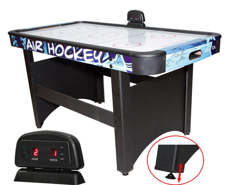 Игровые столы - аэрохоккей DFC GS-AT-5028 / GS-AT-5029V2, Игровой стол - аэрохоккей