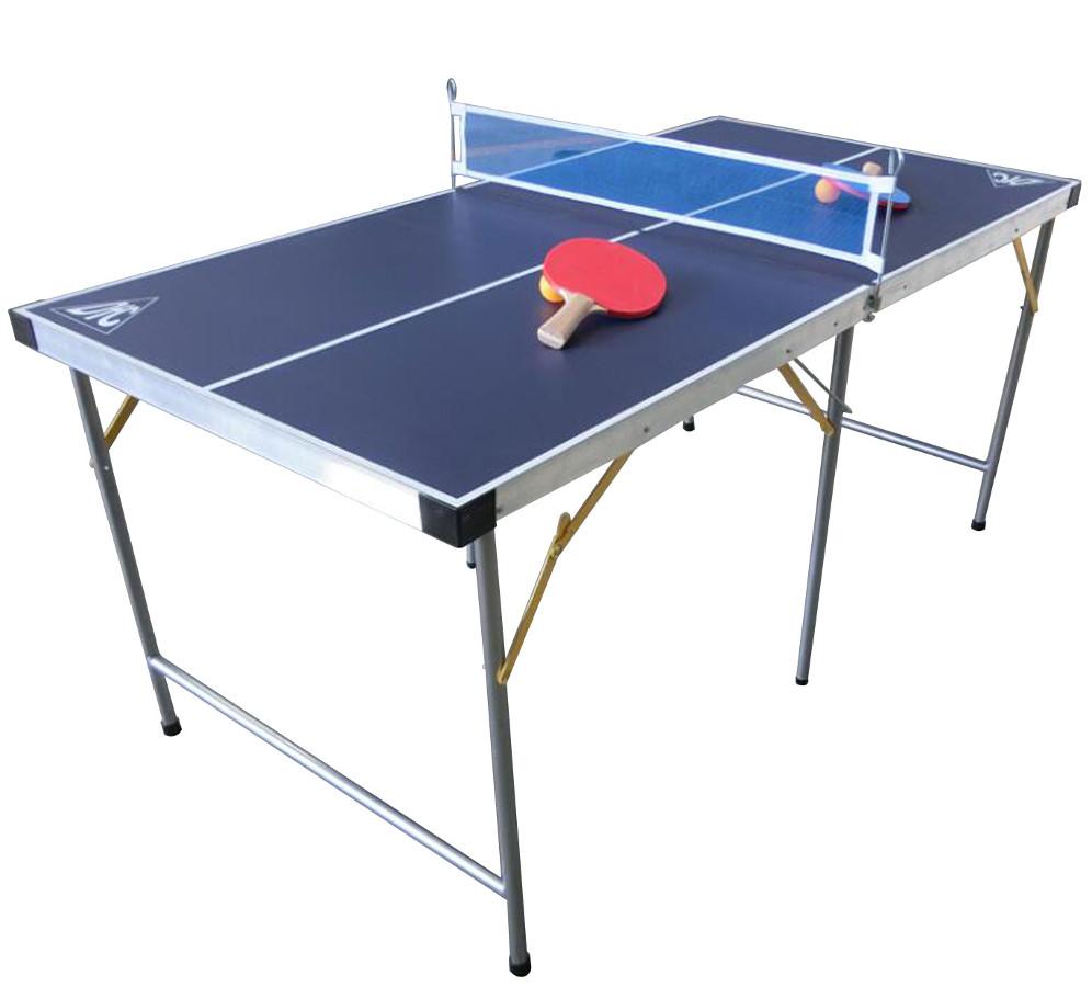 Столы для настольного тенниса небольших размеров DFC DS-T-009, Теннисный стол детский, складной