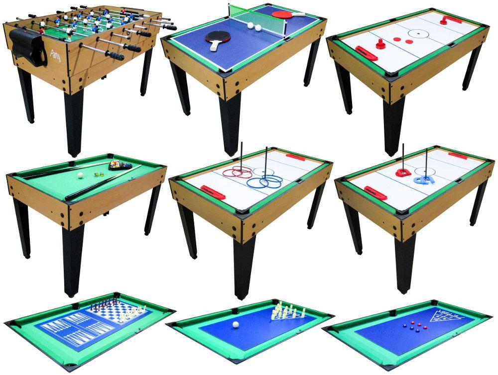 Игровые столы - трансформеры DFC Игровой стол (13 в 1)
