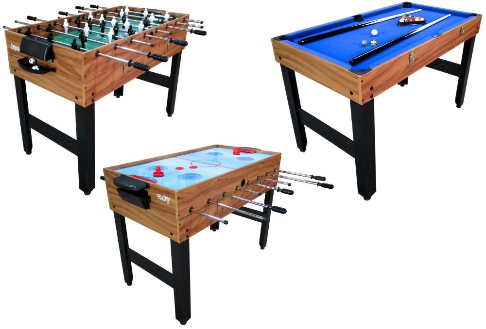 Игровые столы - трансформеры DFC Игровой стол (3 в 1)