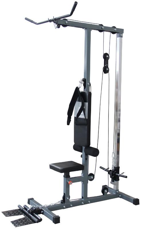 Скамьи, стойки и атлетические центры со свободной нагрузкой DFC Тренажёр для спины