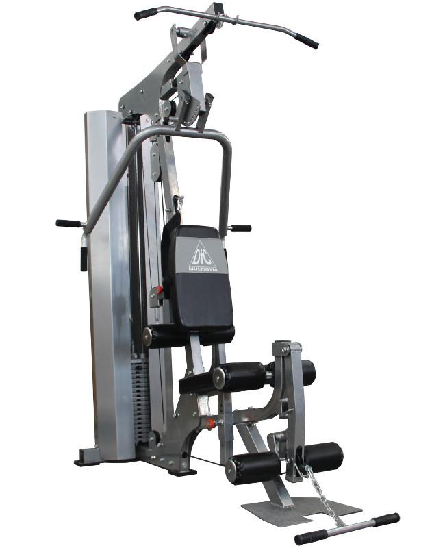Атлетические центры с весовым стеком DFC Силовой комплекс MultiGym, HM024
