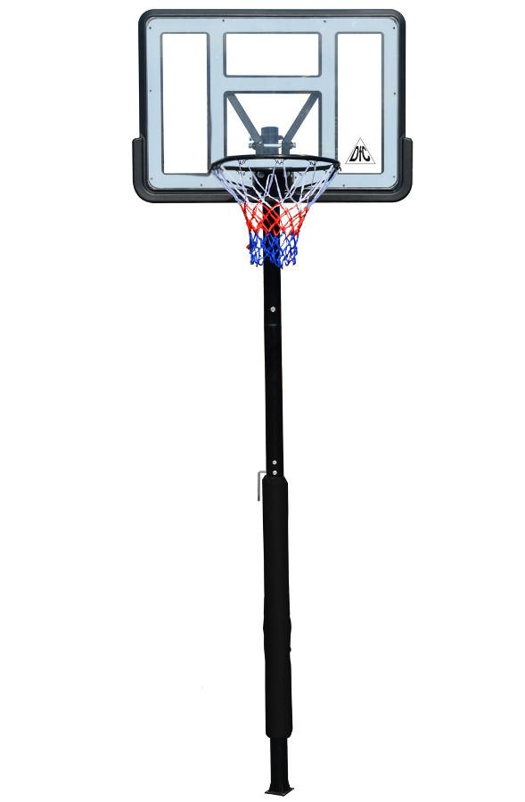 Стационарные стойки для баскетбола и стритбола DFC ING44P1, Баскетбольная стационарная стойка, 44