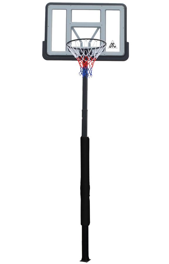Стационарные стойки для баскетбола и стритбола DFC ING44P3, Баскетбольная стационарная стойка, 44