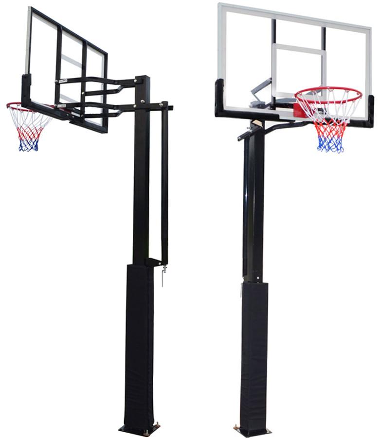 Стационарные стойки для баскетбола и стритбола DFC ING50A, Баскетбольная стационарная стойка, 50