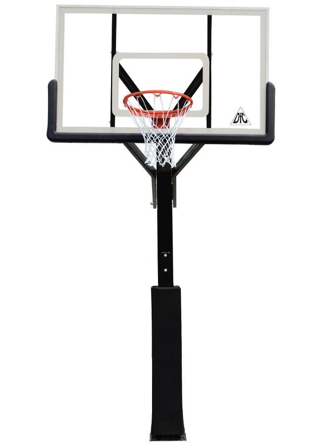 Стационарные стойки для баскетбола и стритбола DFC ING60A, Баскетбольная стационарная стойка, 60