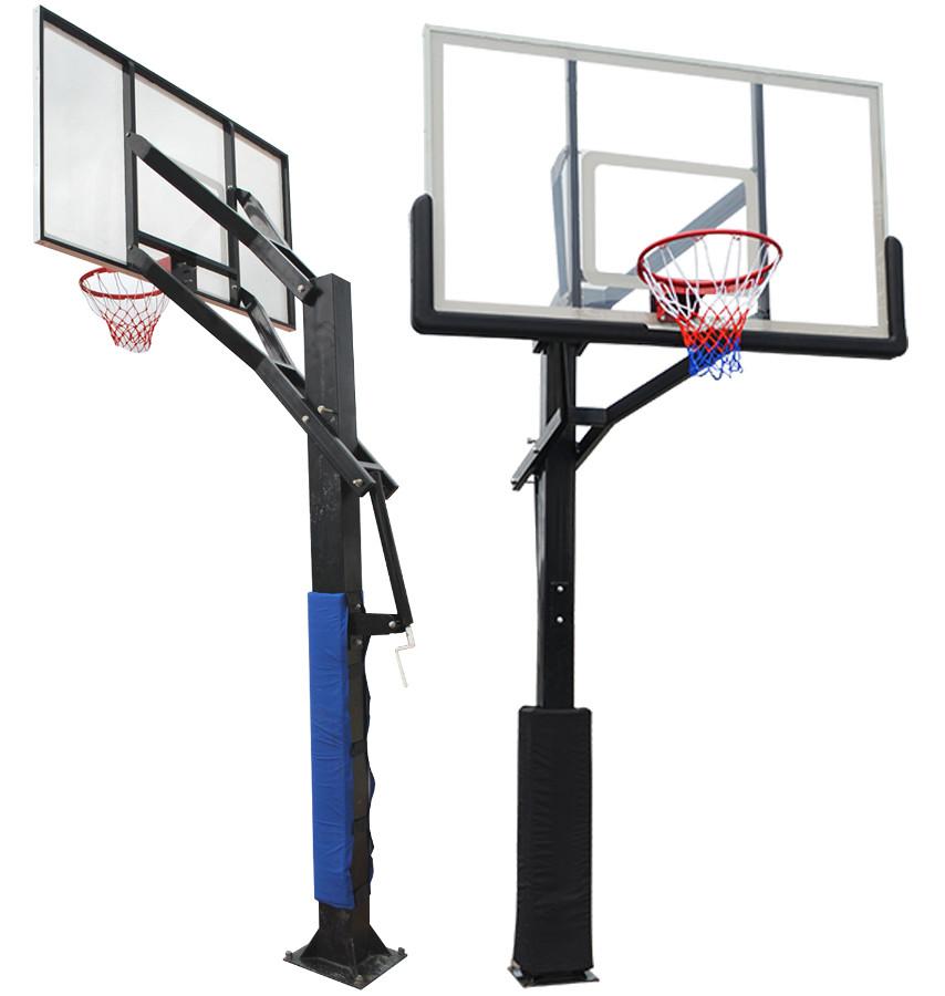 Стационарные стойки для баскетбола и стритбола DFC ING72G, Баскетбольная стационарная стойка, 72