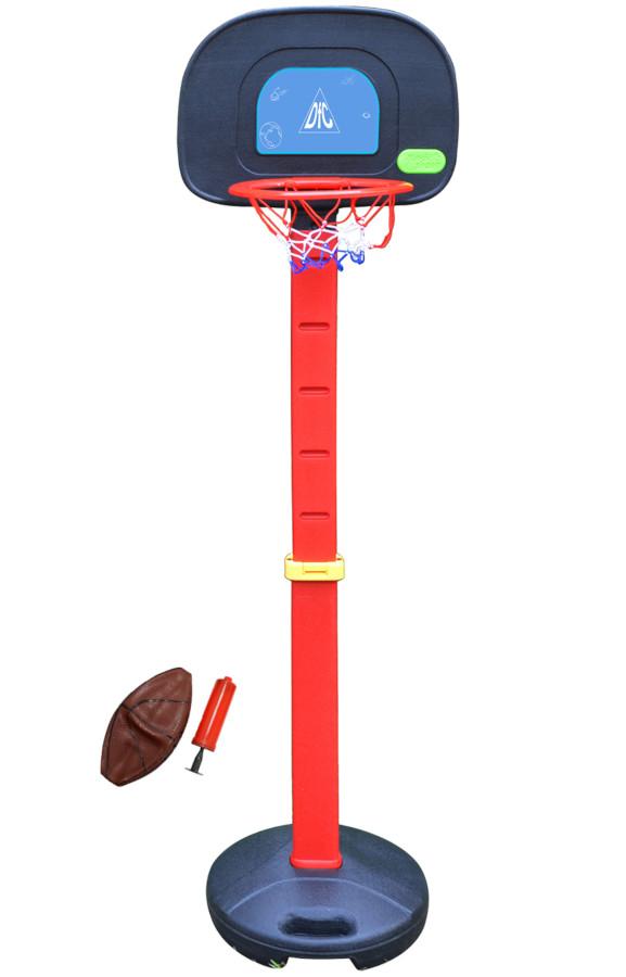 Детские и подростковые баскетбольные стойки DFC KIDSA, Баскетбольная стойка мобильная детская