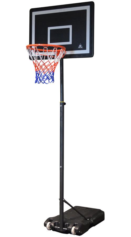 Детские и подростковые баскетбольные стойки DFC KIDSD, Баскетбольная стойка мобильная детская