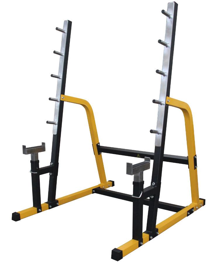 Скамьи, стойки и атлетические центры со свободной нагрузкой DFC Стойка силовая PowerGym, RA041