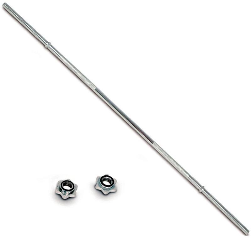 Грифы под стандарт 25-26 мм DFC Гриф прямой хромированный 1700 мм (67