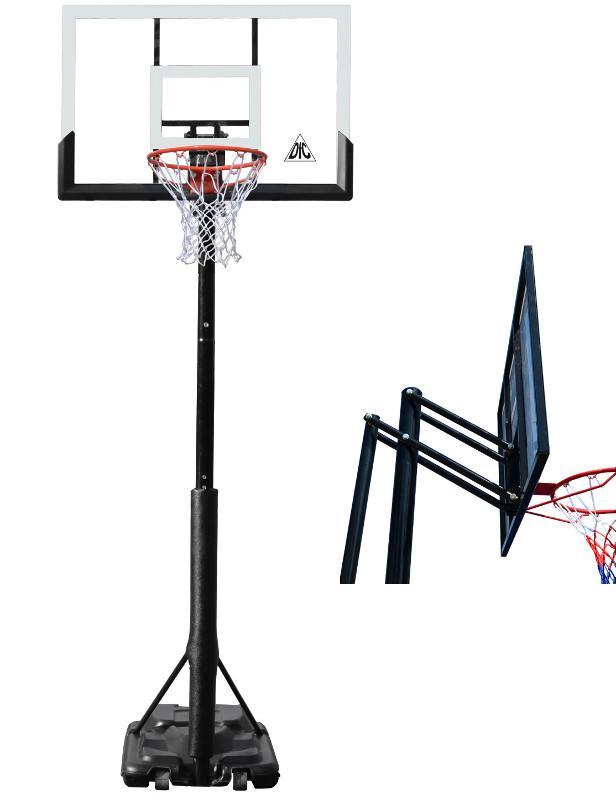 Мобильные стойки для баскетбола и стритбола DFC STAND56P, Баскетбольная мобильная стойка, 56