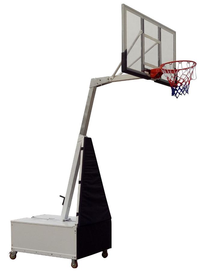 Мобильные стойки для баскетбола и стритбола DFC STAND56SG, Баскетбольная мобильная стойка 56