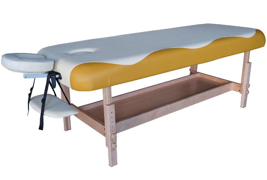 Массажные столы DFC Массажный стационарный стол Nirvana